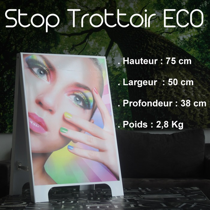Stop-trottoirs ECO